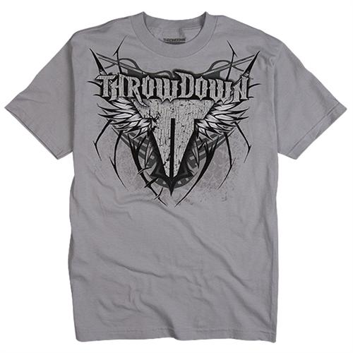 Throwdown Cracked Tee Shirt